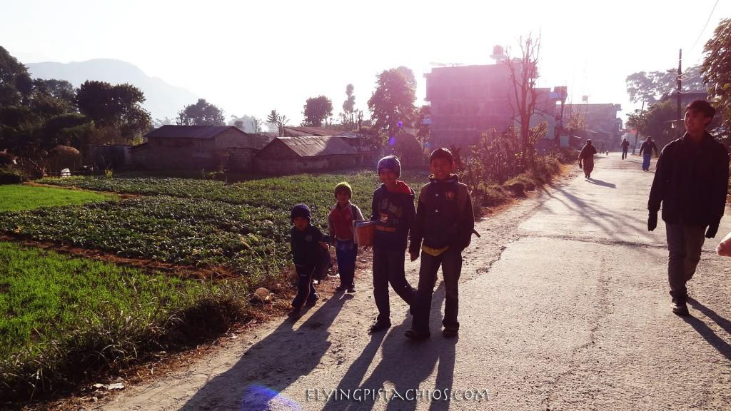Nepal boys