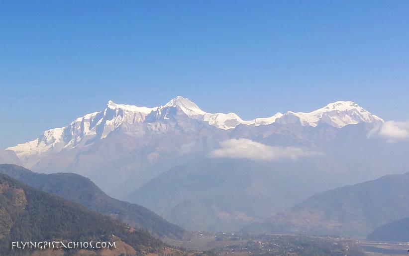 The Annapurna Mountains