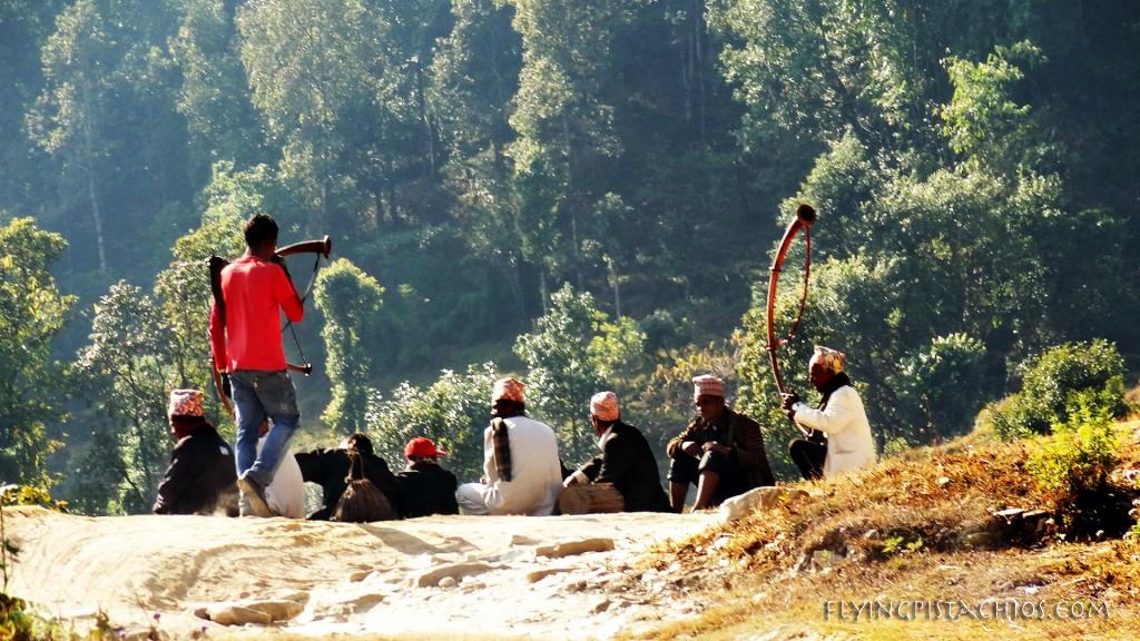 Nepal celebrations