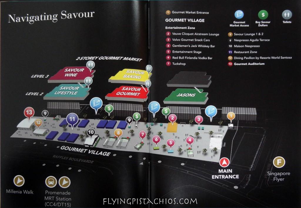 Navigating Savour