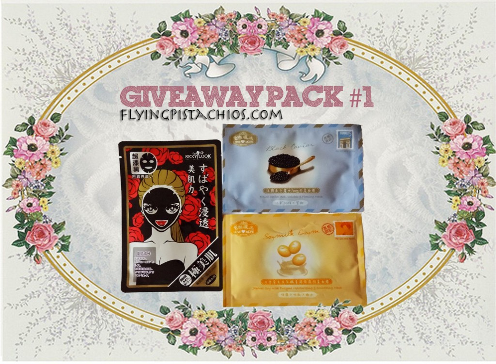 Giveaway Pack #1