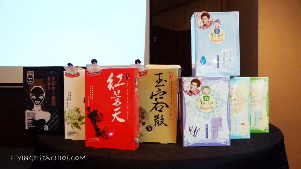 Products that were introduced during the workshop
