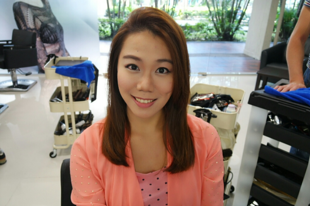 Tip point hair studio jurong east triple weft hair for Act point salon review