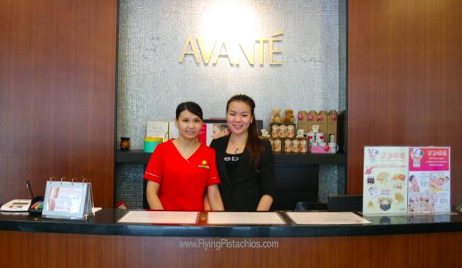 Avante Face and Spa