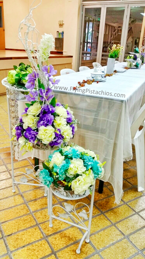 Diy wedding flowers singapore diy of the month chiffon and tulle diy wedding flowers singapore part diy church wedding ideas to share flying junglespirit Gallery