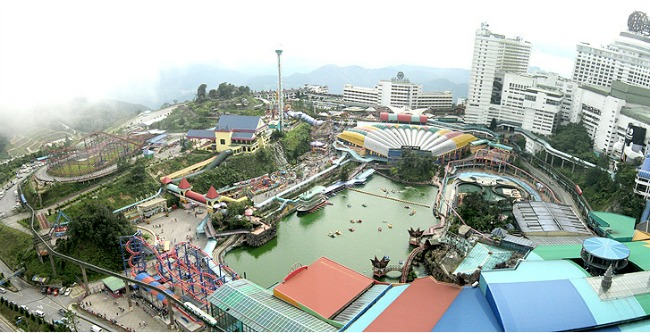 Resorts World Genting in 2013 , RWG in 2016 revealed at end of the post!