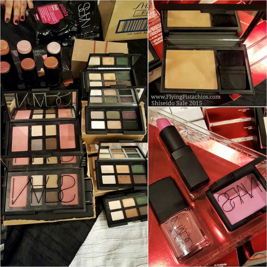 Shiseido Sale 2015