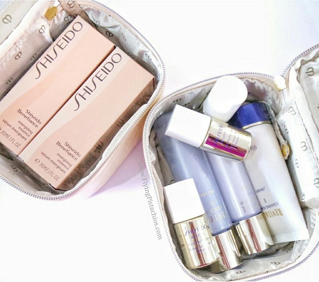 Shiseido Singapore promotion