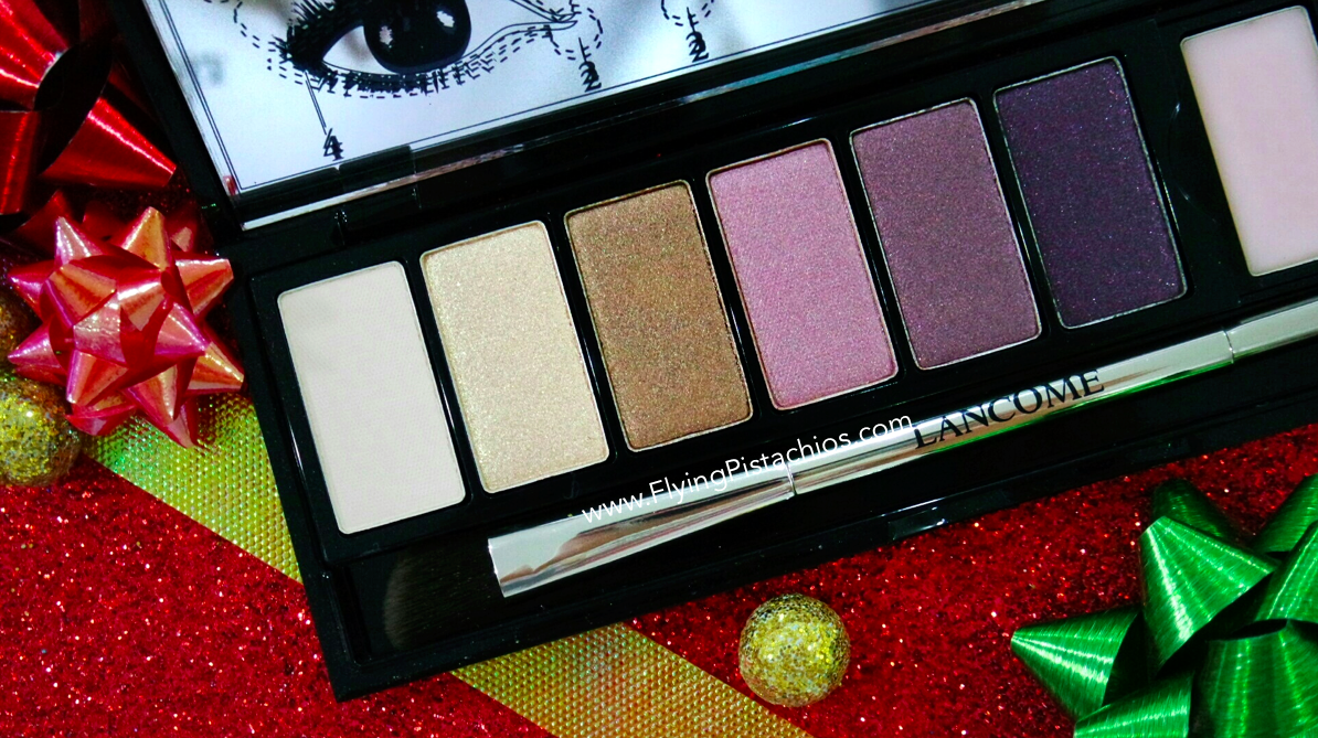 Lancôme Christmas 2015 Makeup Collection Preview