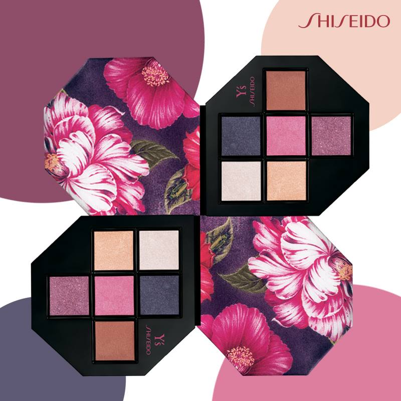 Shiseido Holiday 2015