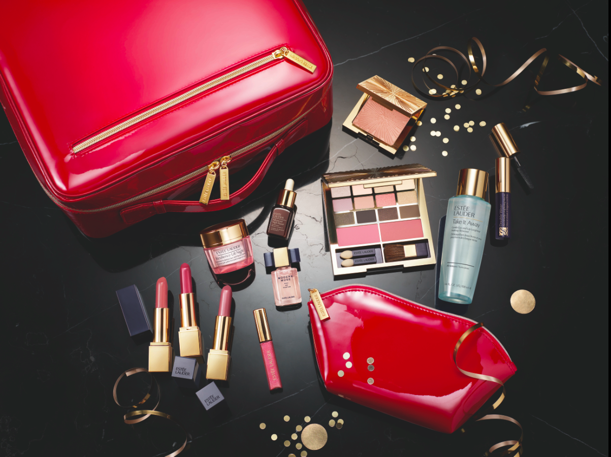 Beauty brand s christmas block busters le products