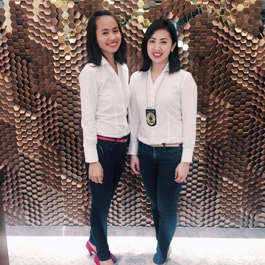 Hotel Jen Tanglin Singapore Uniform