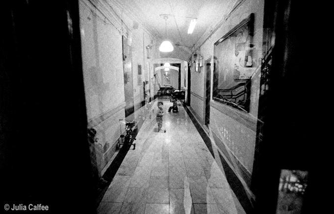 Hotel Vagabond Julia Calfee