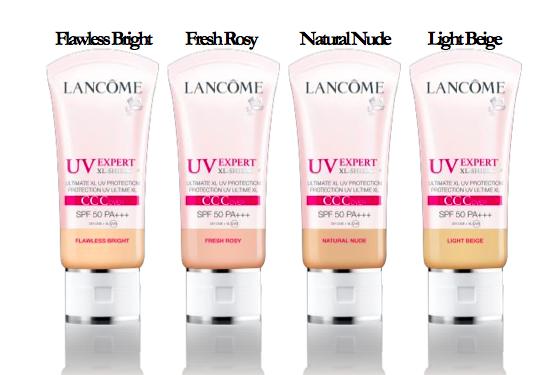 Lancome UV Expert CC cover