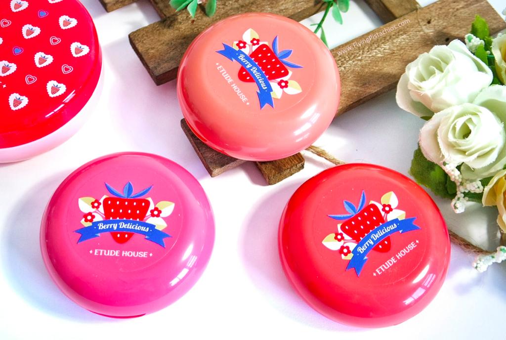ETUDE HOUSE Berry Delicious Collection