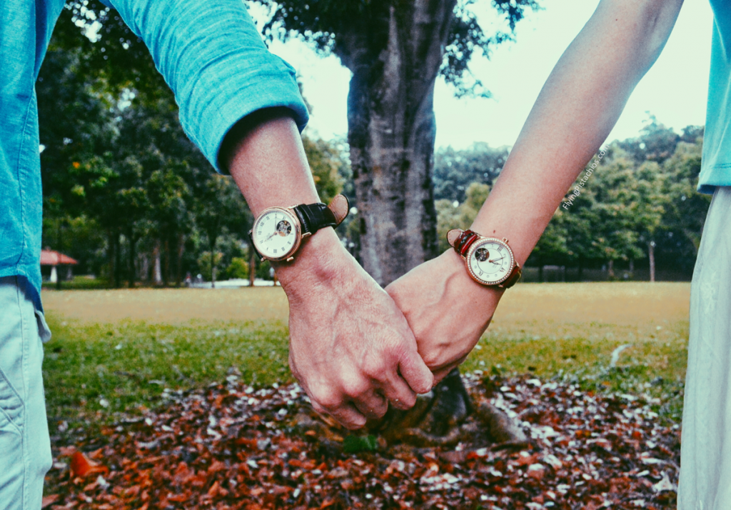 Time is Love Singapore