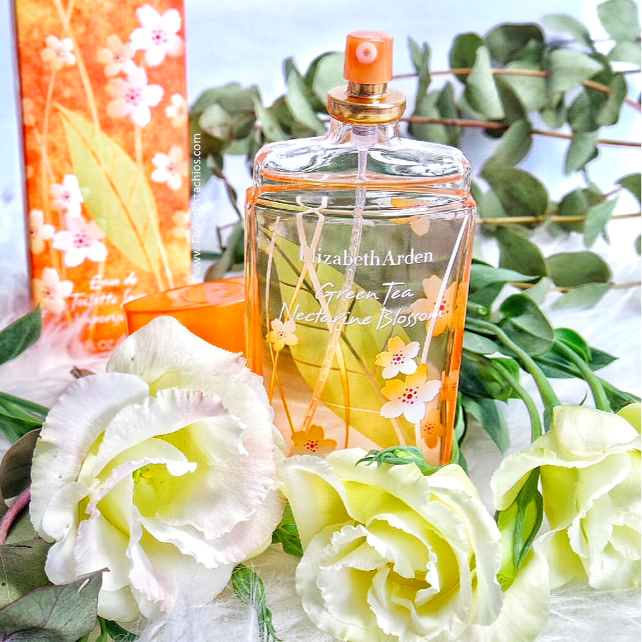 Green tea blossom