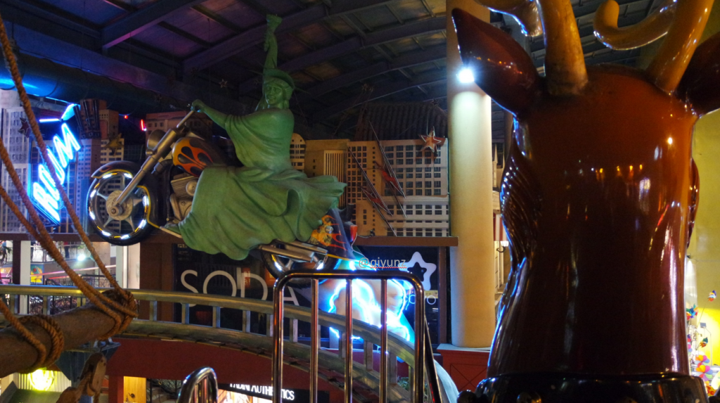 Genting Theme Park Review