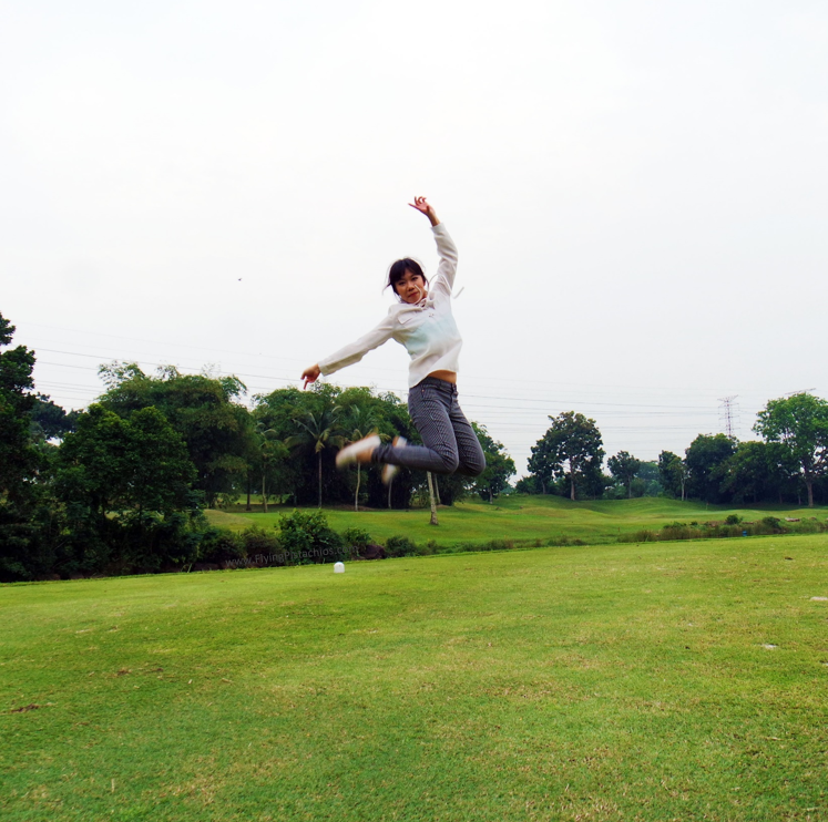 Popular Travel Blogger Ponderosa Golf and Country Club