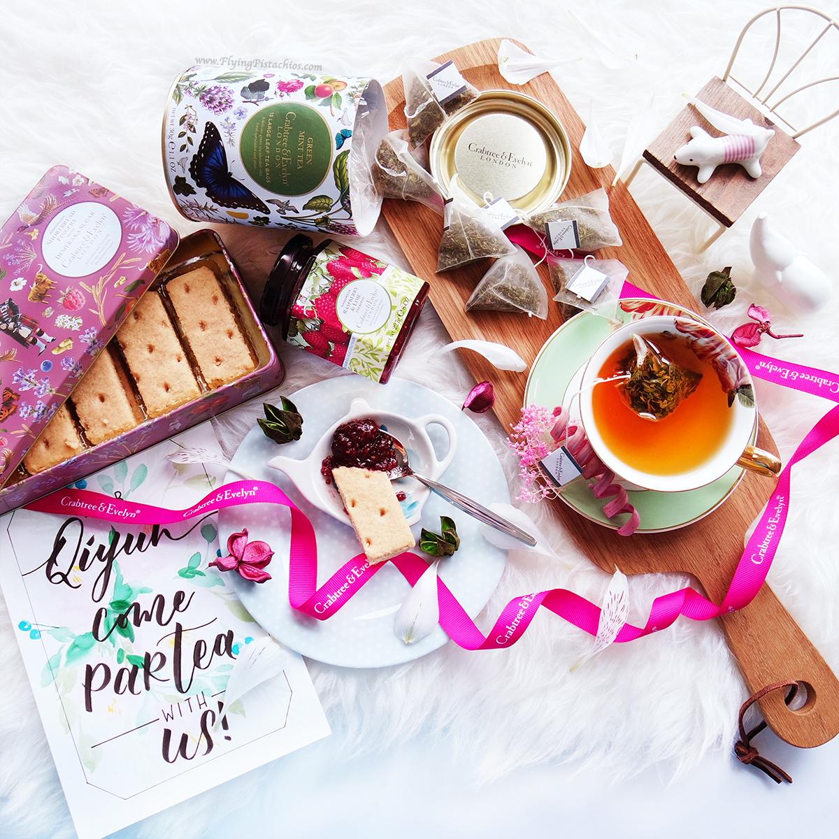 Crabtree & Evelyn Tea
