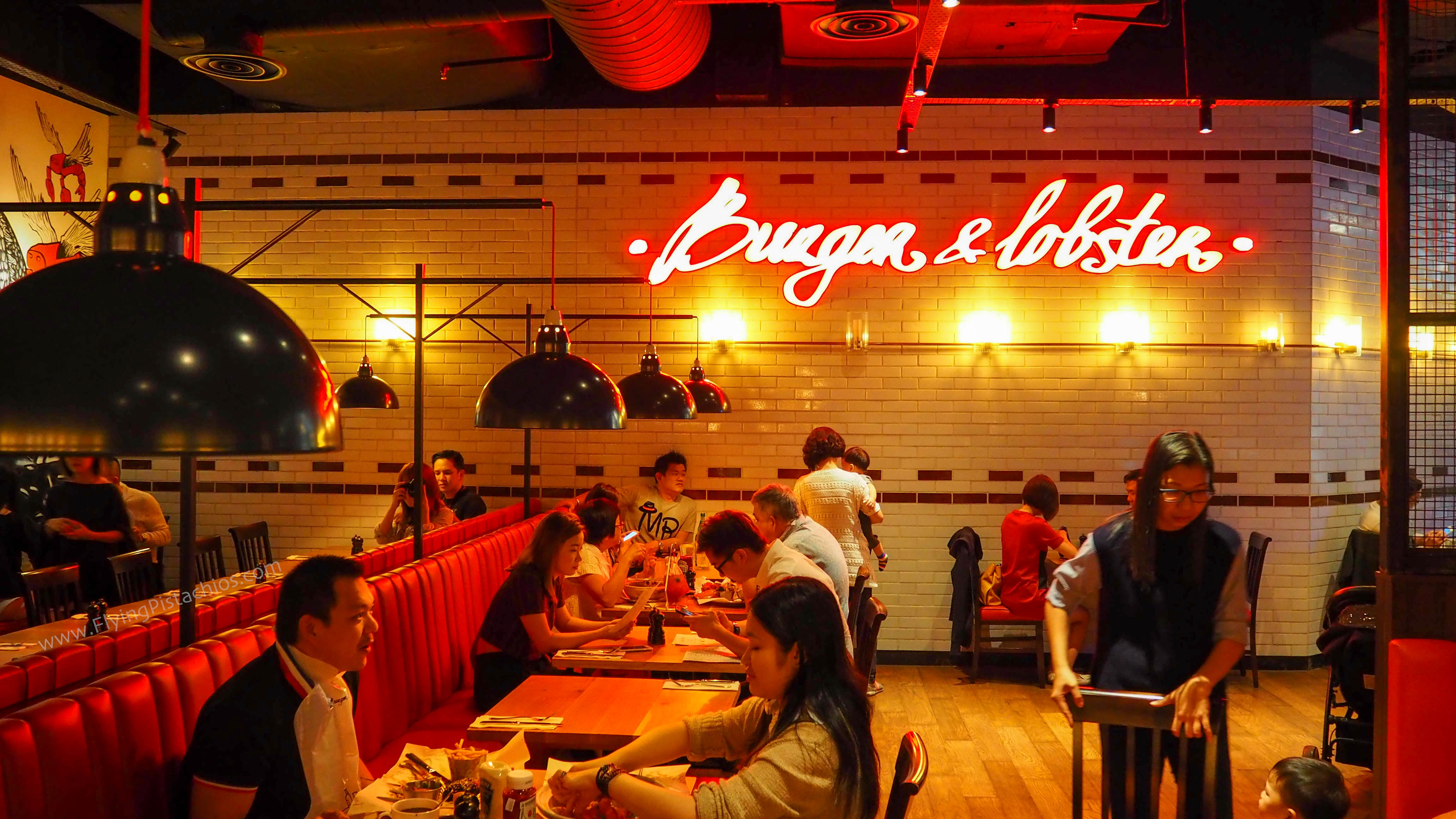 Genting Highland Burger & Lobster Review – Flying Pistachios