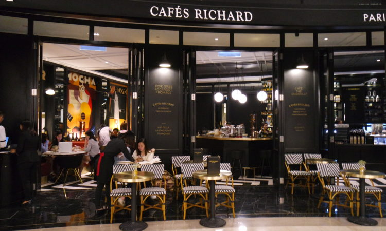 Richard Cafe Review