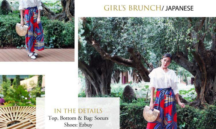 upcoming singapore fashion blogger