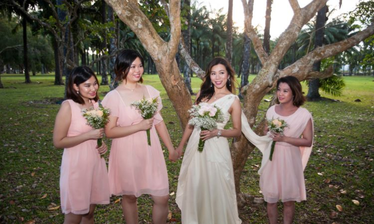 Qi Yun Budget Wedding Singapore