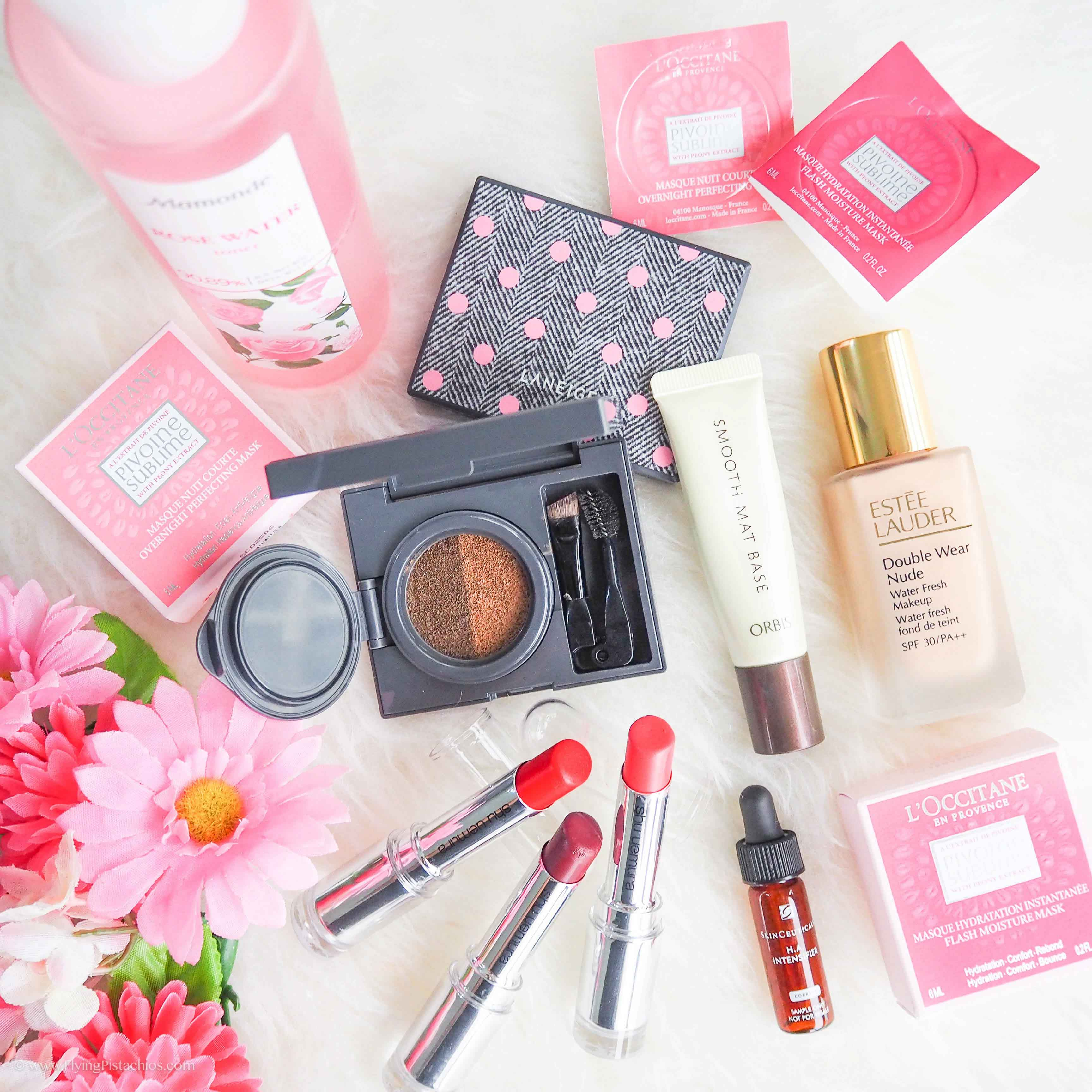 Top Beauty Products 2017